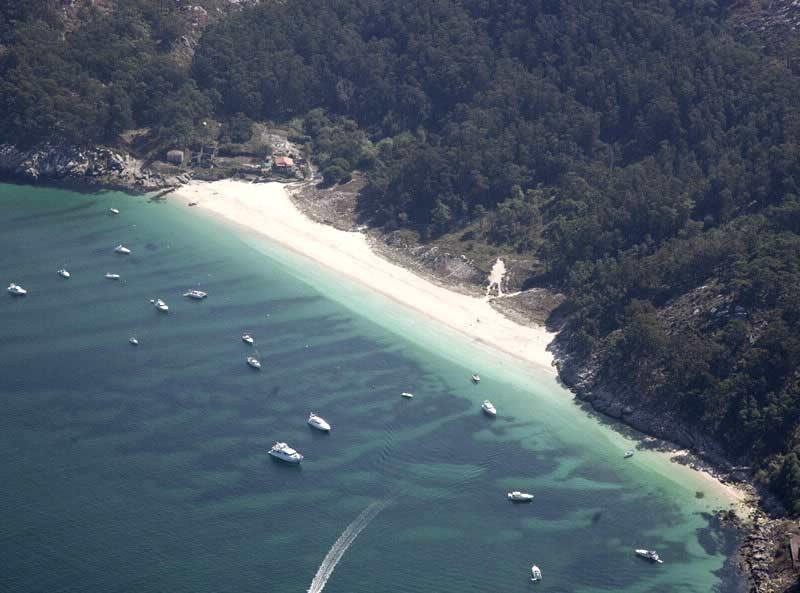 Playa de San Martiño