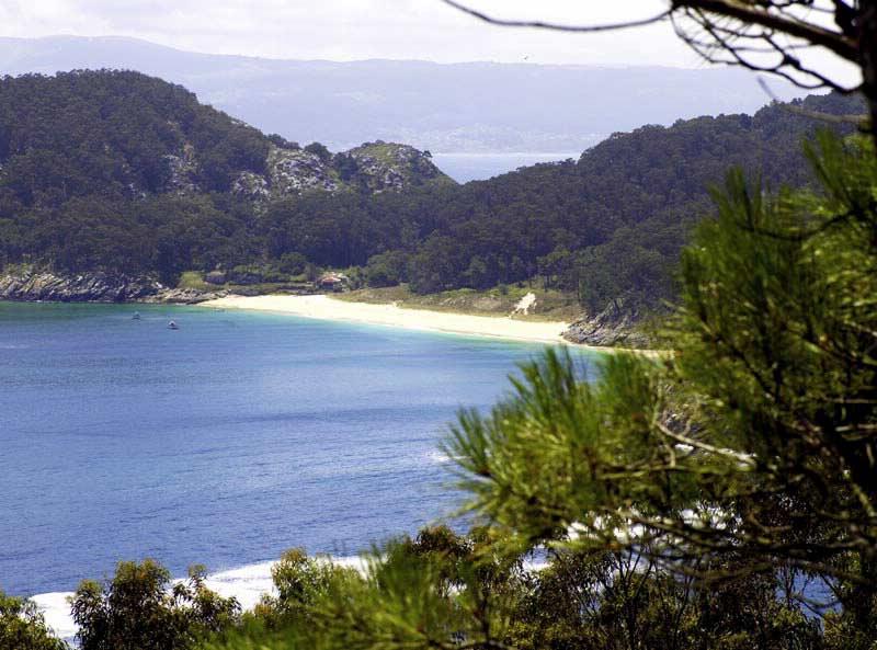Islas Cíes, el paraíso Atlántico