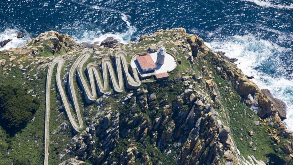 ruta de O Faro islas Cíes