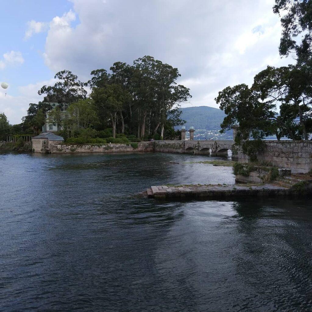 visitar la isla de San Simón en invierno